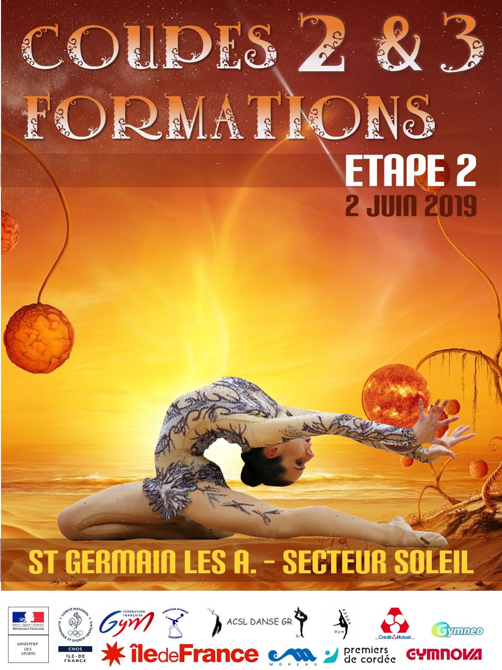 Coupe Formation Etape 2